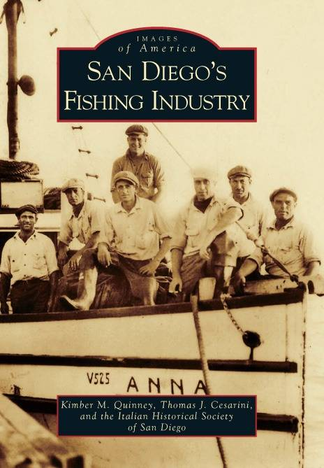 san diego's fishing industry book