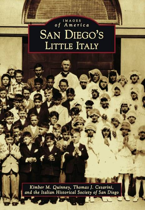 san diego's little italy book